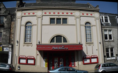 Orient Express (former cinema,) East Port, Dunfermline.