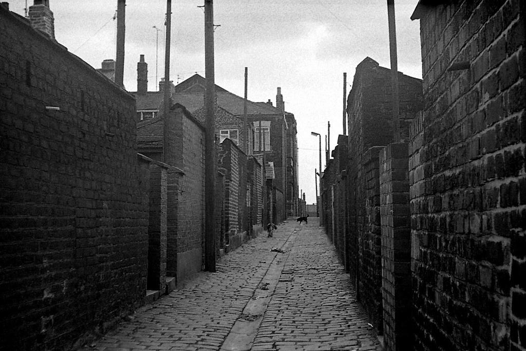 Widnes ...a vanished glory