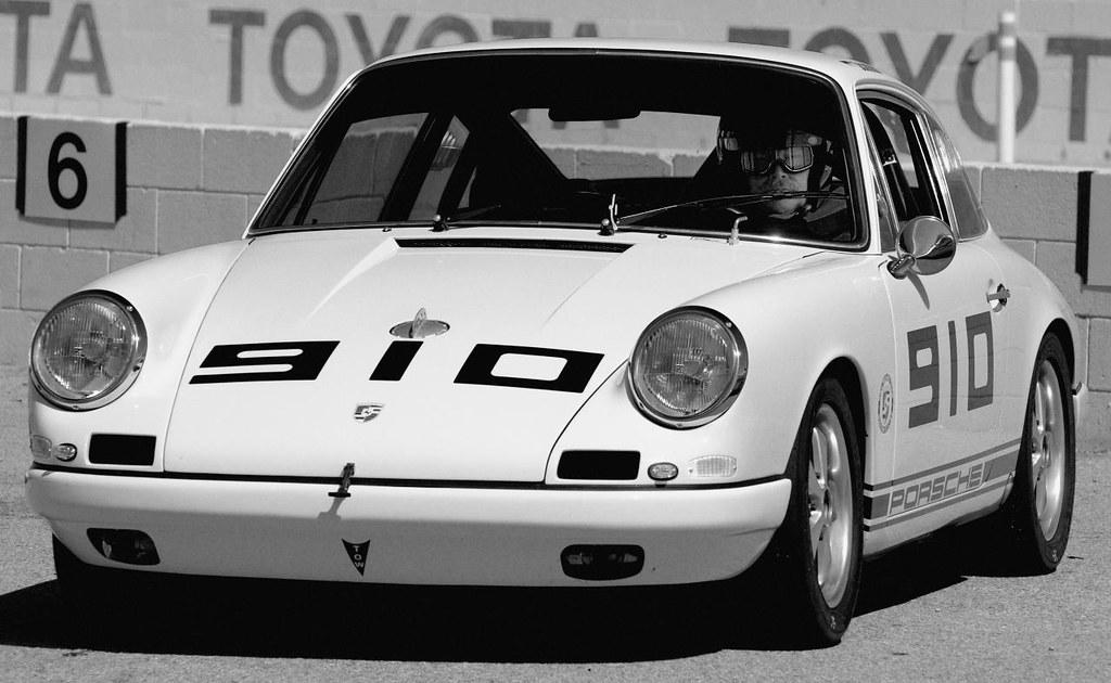 Porsche 911R clone