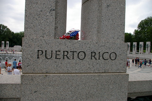 WWII Memorial- Puerto Rico