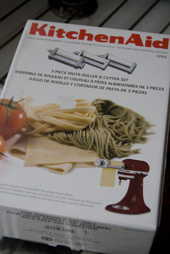kitchen aid pasta set