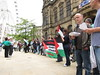"Free Gaza convoy massacre protest 4 • <a style=""font-size:0.8em;"" href=""http://www.flickr.com/photos/73632013@N00/4656315899/"" target=""_blank"">View on Flickr</a>"