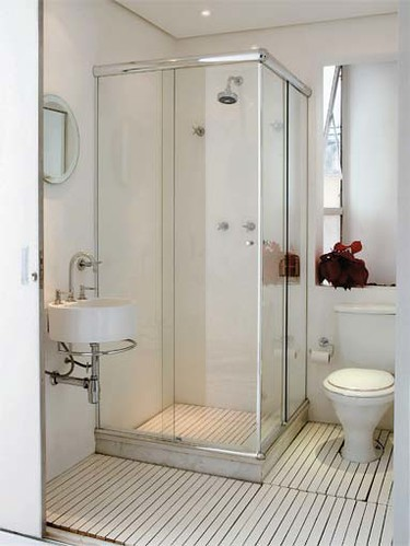 dicas para decorar o banheiro pequeno