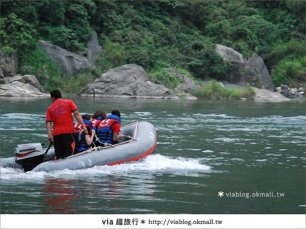 【花蓮旅遊】暑假玩花蓮最消暑的玩法~秀姑巒溪泛舟啦!31