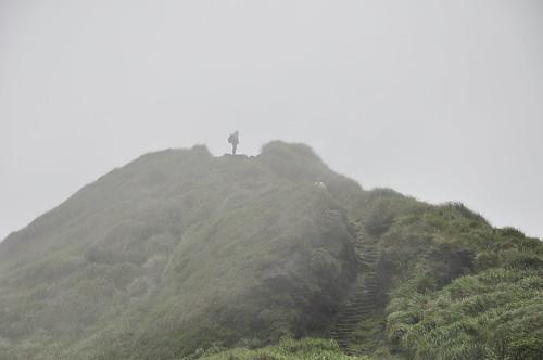 七星山東峰
