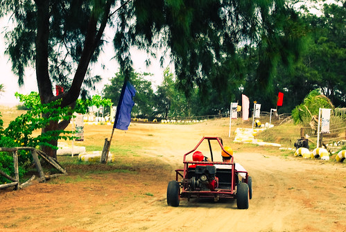 Fort Ilocandia All Terrain Vehicle