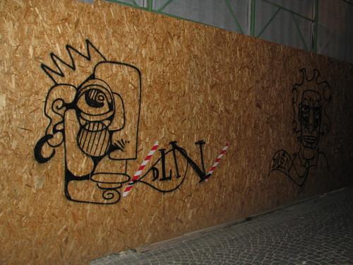 Streetart in Italy