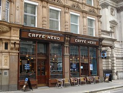 Picture of Caffe Nero, WC2E 7EA