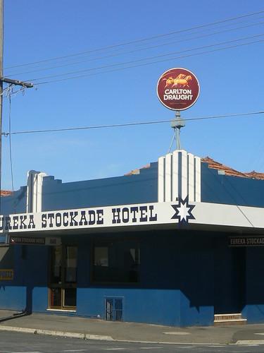 Eureka Stockade Hotel, Ballarat
