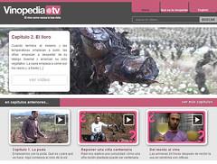 España: Crean canal de TV para la divulgación del vino