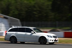 C63 AMG Estate (simons.jasper) Tags: road color beautiful car racecar canon eos jasper belgium fast special autos circuit simons spork amg supercars zolder 50d specialcolor autogespot spotswagens