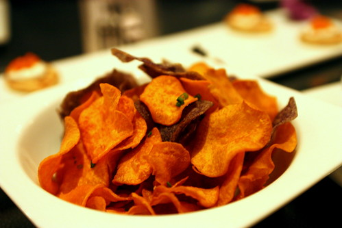 Peruvian & Sweet Potato Chips