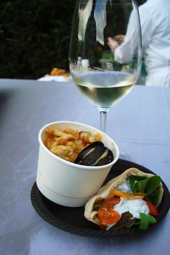 NY Snacks, Falafel and Paella
