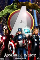 Avengers Teaser Poster