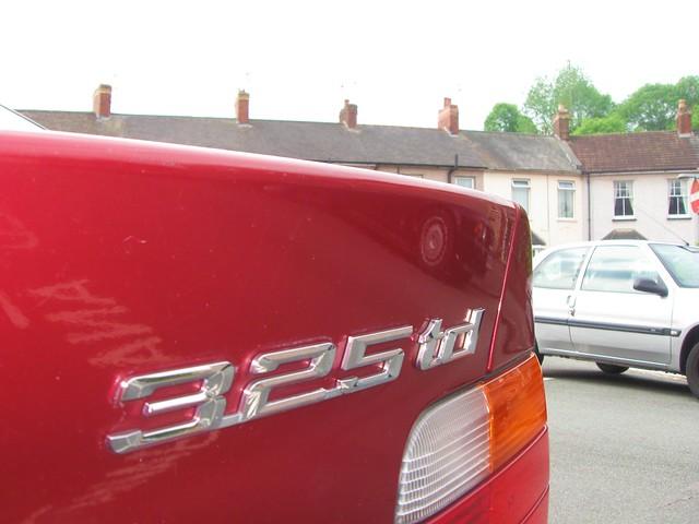cars car 1993 bmw 325 td e36