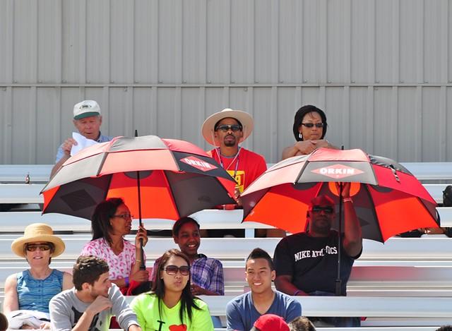 OFSAA Spectators