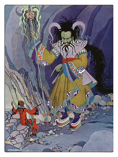 021-Arabian Nights (1928)-Virginia Frances Sterrett