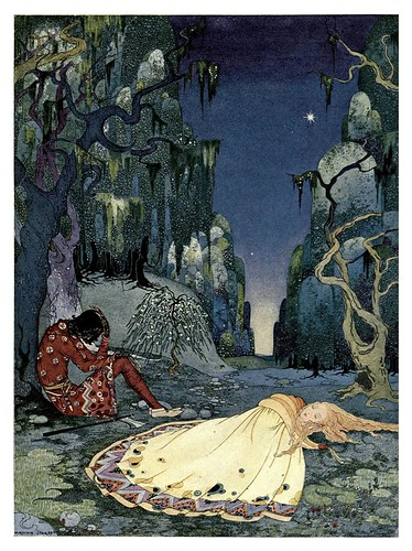 017-Ourson-Old French Fairy Tales (1920)- Virginia Frances Sterrett