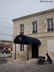 Village de Bages - École du Bordeaux