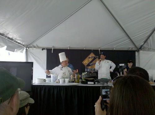 Chef Andrea