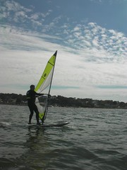 Beginners Windsurfing Hire Time