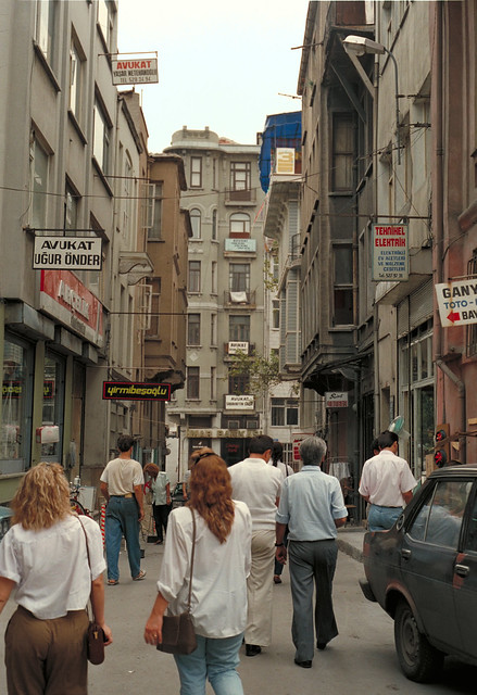 Rue d'Istanbul