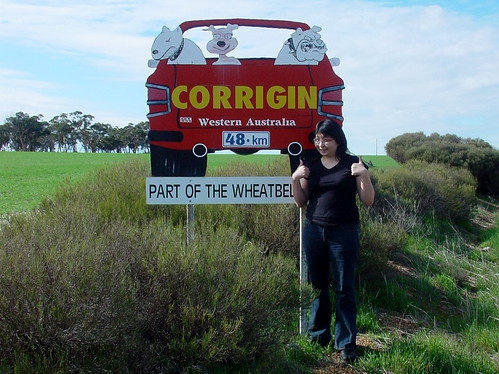 Perth - Suanie in Corrigin