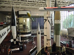 Air and Space Museum Rockets