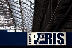 Paris (~shrewd~) Tags: paris france ice canon geotagged eos frankreich îledefrance gare metro métro bahnhof db garedelest lyra tgv ratp sncf ter パリ باريس париж 40d canoneos40d photosocialise geo:lat=48877294 geo:lon=2358855