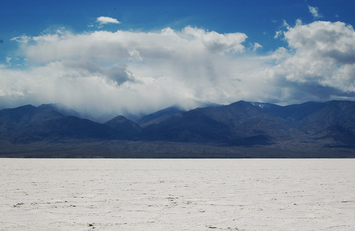 Badwater, CA.