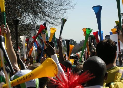 Vuvuzela – chiếc kèn ám ảnh các đội tuyển tại World Cup 2010