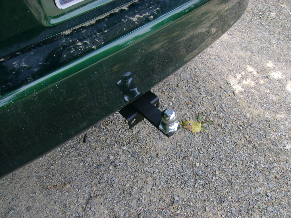Toyota Prius - Trailer Hitch