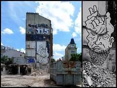 By ZOO PROJECT (Thias (-)) Tags: terrain streetart paris wall painting graffiti mural spray urbanart painter graff aerosol toit bombing 115 spraycanart azad pgc thias rolk zooproject zepe photograff frenchgraff sokle photograffcollectif k5u