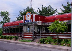 Red Hawk Diner Montclair State