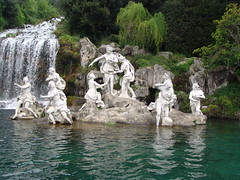 Reggia di Caserta - Italy (amipreside) Tags: italy parco italia diana di caserta cascata reggia atteone top20spring top20travelpix