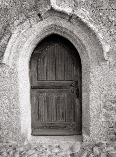 Chapel Door by Woolythebear