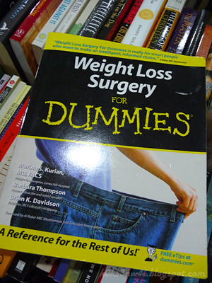 Weight Loss Surgeries for Dummies