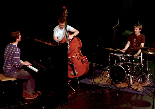CRUCIBLE TRIO - CONCERT IN LEON 13.06.10