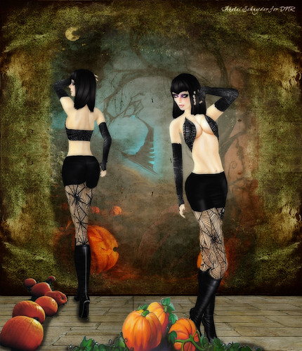 Halloween Time I