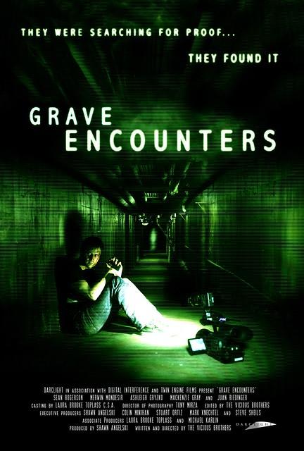 Grave Encounters Market Poster