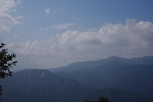 101006 大山登山