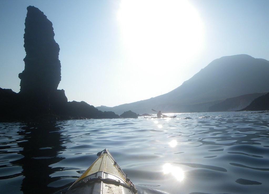 Cabo de Gata en kayak 498