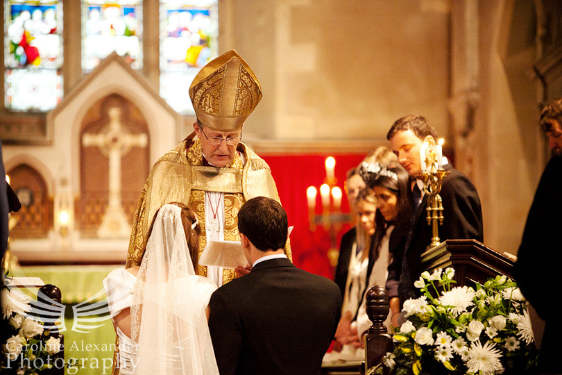 Cirencester Wedding Photographer Wiltshire Ceremony Bishop 20
