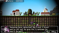 No Heroes Allowed! PSP