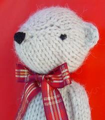 DSC06445 (yarniganrachel) Tags: holiday classic wool toy stuffed natural handmade knit plush softie etsy knitted 2010 yarniganschristmas