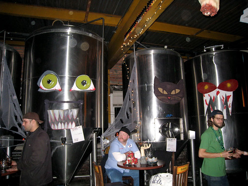 Boo-ery decor