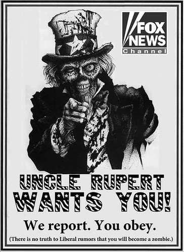Uncle Rupert Wants You!