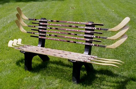 High Stick Bench