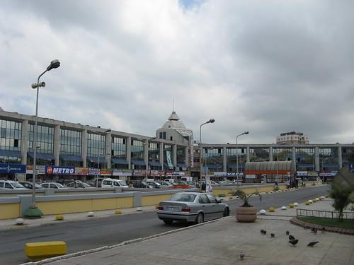 Otogar Enseler, Istambul