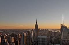 Top Of The Rock (Rockefeller Center) - To the South (ulihh) Tags: usa newyork skyline rockefellercenter topoftherock snaptweet
